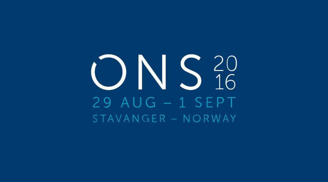 ONS – the world's largest energy trade show