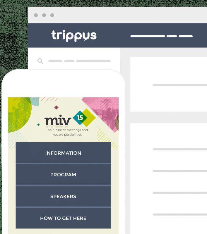Trippus Event App