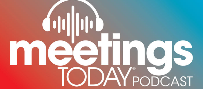 Trippus in the Meetings Today Podcast, live from Las Vegas