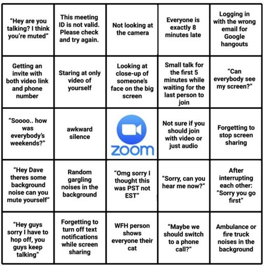 Bingo digitalt event